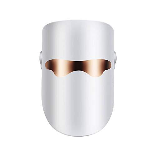 Instrumento de belleza con luz de color Espectrómetro LED máscara de belleza Blanqueamiento fotón rejuvenecimiento de la piel instrumento de belleza Un producto multiefectos