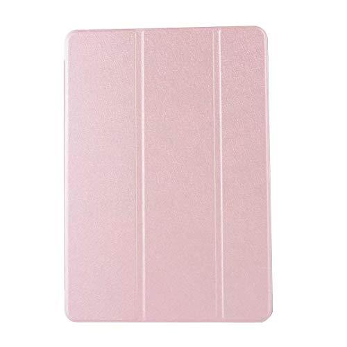 QIHANG Hülle für Apple iPad Pro 9,7 / iPad Mini 4, Schutzhülle mit Ständer Funktion und Auto Schlaf/Wachen (iPad Pro 9,7, Rosa)