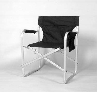 Relags Travelchair 'Regie' Stuhl, Schwarz, One Size