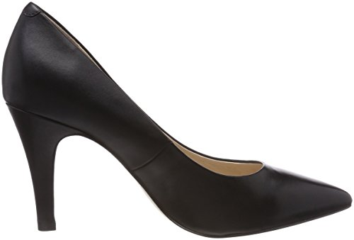 Caprice 22416 Damen Pumps Schwarz (Black Nappa 22)
