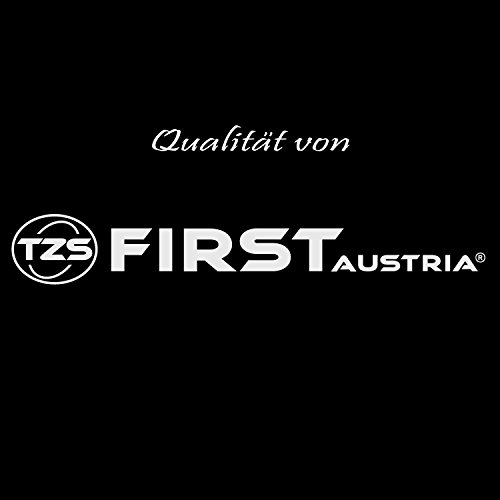 TZS First Austria – Dörrgerät mit Temperaturregler – 5 höhenverstellbare Etagen – BPA Frei - 7