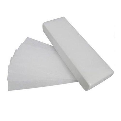 Professional Papier wachsen Wax Strips Bein Körper Bikini Gesicht nicht gewebte Qualität (Bein Strip)