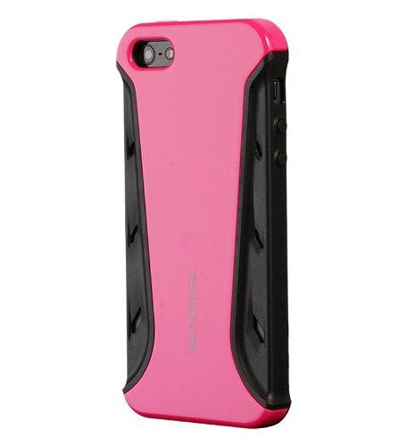 Alpine Dual Layer Case for iPhone 5/5S orange HotPink