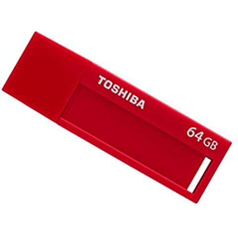 Pendrive 64GB Toshiba 3.0 Rojo Daichi