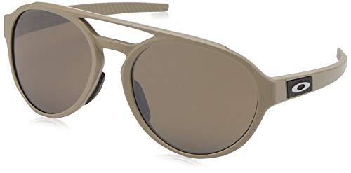 Ray-Ban Herren 0OO9421 Sonnenbrille, Mehrfarbig (Matte Terrain Tan), 58