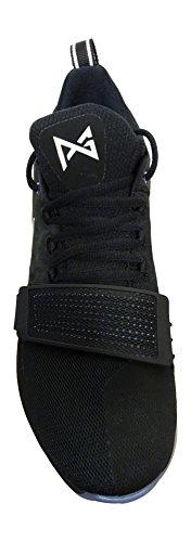 Nike , Herren Sneaker black multi colour 099