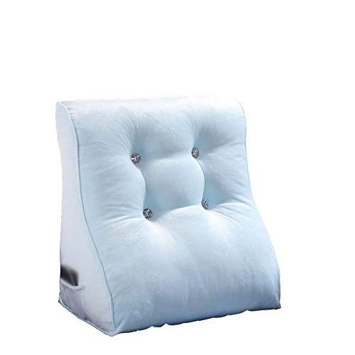 Unbekannt dreieck Bett Kopf rückenlehne sofakissen Bett büro nackenschützer Taille Polster
