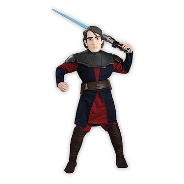 Rubies Masquerade - Star Wars - Anakin Skywalker Kostüm (Alter 3-4 Jahre) Gr: S [UK Import]
