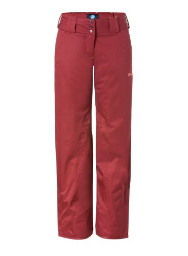 PYUA Damen Skihose Swell, ruby wine, 38, 500058-018