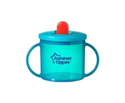 Primera Copa Essentials 190ml Freeflow de Tommee Tippee edad 4m + (turquesa)