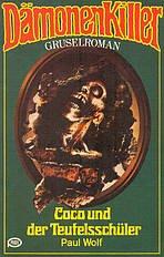Coco und der Teufelsschüler, Dämonenkiller Taschenbuch Nr. 28 (Gruselroman)