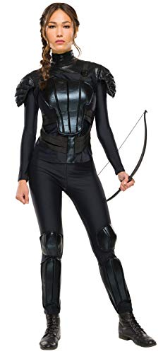 Erwachsene 's Katniss Rebel Kostüm The Hunger Games - XS ()