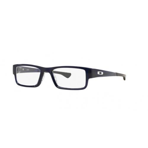 Oakley Rx Eyewear Für Mann Ox8046 Airdrop Blue Ice Kunststoffgestell Brillen, 55mm