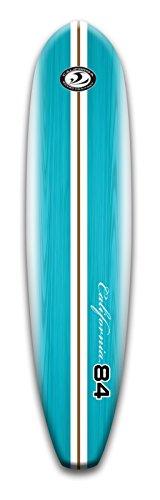 CBC Cbc Fun Tavole Surf Softboard, Multicolore