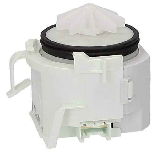 DREHFLEX - LP59 - für Teilenr. 00620774/620774 - für Bosch/Siemens/Neff/Balay Geschirrspüler/Spülmaschine Laugenpumpe/Pumpe/Ablaufpumpe - Ausführung Copreci
