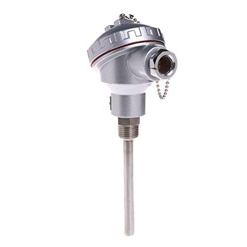 JunYe RTD PT100 Temperature Sensor 4