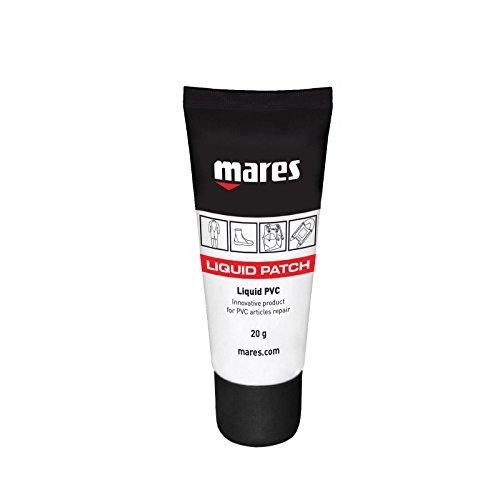 Mares Liquid Patch - Reparatur Klebstoff für PVC, Farbe:schwarz