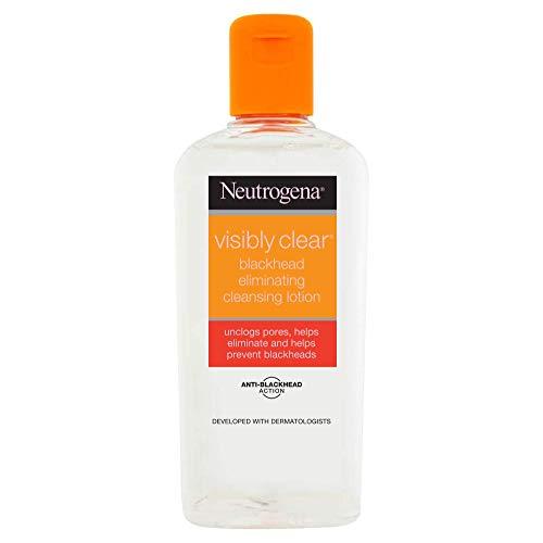 Neutrogena Visibly Clear Blackhead Eliminating Cleanser 200ml