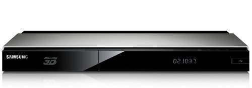 Samsung BD-F7500/EN Blu-ray-Player (3D, UHD, Up-Scaler, WiFi, Smart Hub, USB)