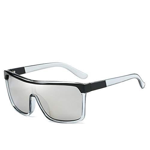 YIWU Brillen Werbe Sonnenbrillen Explosion Modelle Sonnenbrillen Europa und die Vereinigten Staaten Trend Sonnenbrillen Männer und Frauen Brille Brillen & Zubehör (Color : 5) - Werbe-herren-bekleidung