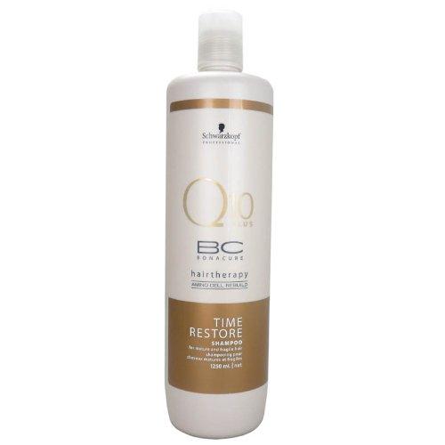 Schwarzkopf Bonacure Time Restoring Q10 Shampoo 1.25 Litre