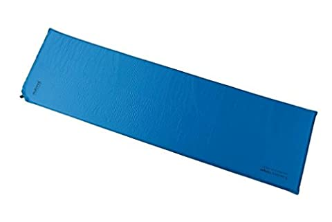 Multimat Camper 25 Self Inflating Mats - Buy the Multimat Camper 25 Self Inflating Mat in Bright Blue online today, Blue, One