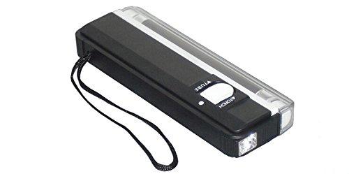 Langwellige UV-Lampe Licht erkennen Fluoreszierende Minerale Wasserzeichen Testing Instruments (Langwellige Uv-lampe)
