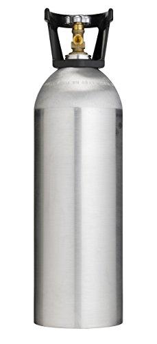 20lb CO2Tank-NEUE Aluminium Zylinder mit cga320Ventil -