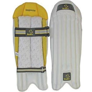 Readers Impreza Cricket-Handschuhe für Wicketkeeper Beinschützer [Jugendliche]