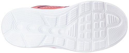 KangaROOS LiteKids 2104, Sneakers basses mixte enfant Multicolore (lilac 605)