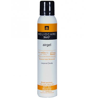 Heliocare - Spray AIRGEL corpo 360 ° SPF 50