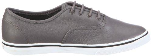 Vans Unisex-Erwachsene Authentic Lo Pro Sneakers Grau/(Leather) grey