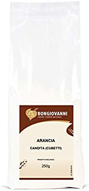 Arancia Candita (cubetti) 250g BIO