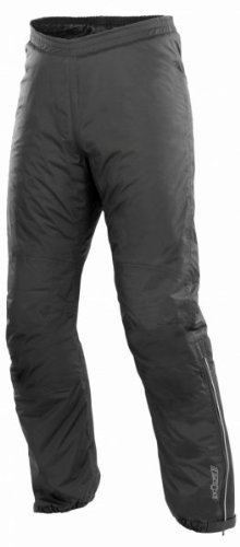 Büse - Pantaloni termici impermeabili, Nero (nero), XL