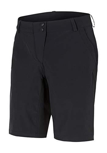 Ziener Damen CEITA X-FUNCTION lady (shorts) Fahrrad-Shorts/Rad-Hose mit Innenhose - Mountainbike/Outdoor/Freizeit - atmungsaktiv|schnelltrocknend|gepolstert