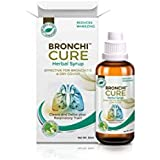 GREEN CURE Ayurvedic Herbal Syrup For Asthma, Bronchitis, Smoker's Lung Infection, 50 Ml