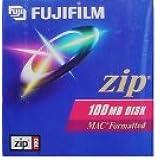 Fujifilm 100mb Zip Disk Mac Formatted 2pk