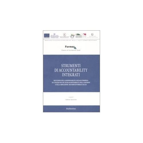 Strumenti Di Accountability Integrati