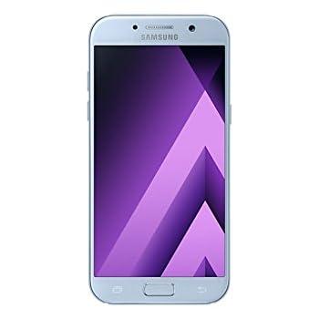 Samsung Galaxy A5 2017 Smartphone, Blu, 32GB espandibili, [Versione Italiana]