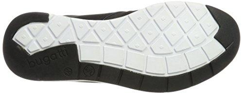 Bugatti Mens Sneaker K1411pr6n6 Nero (nero)