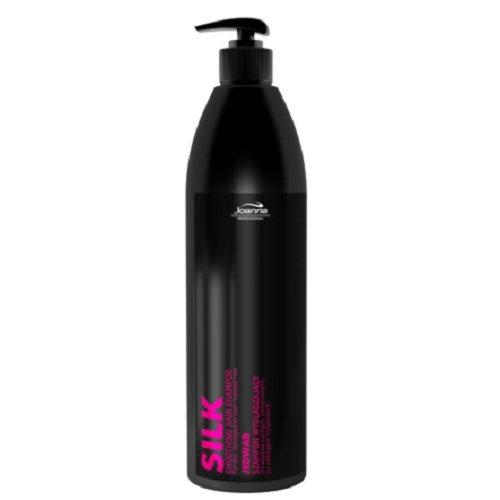 Joanna Professionelles, glättendes Seiden-Shampoo, 1000 ml