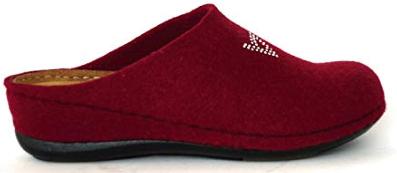 Valleverde Donna Pantofola casa in Feltro Codice G51630 G51630 G51630 | Alta qualità ed economia  | Uomini/Donne Scarpa  e83e3c