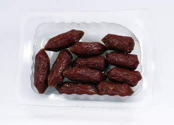 Chiemgauer Naturfleisch Bio Chiemis Rind luftgetrocknete Minisalami (6 x 50 gr)