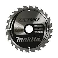 MAKITA B-08355 Makforce Portable Saw Blade - 190 x 30mm - 24T