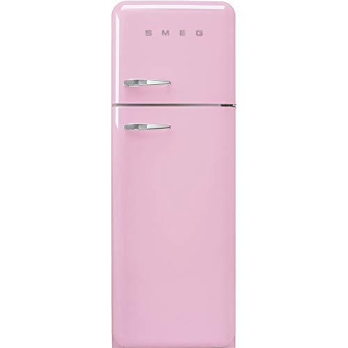 Smeg FAB30RPK3 nevera congelador Independiente Rosa