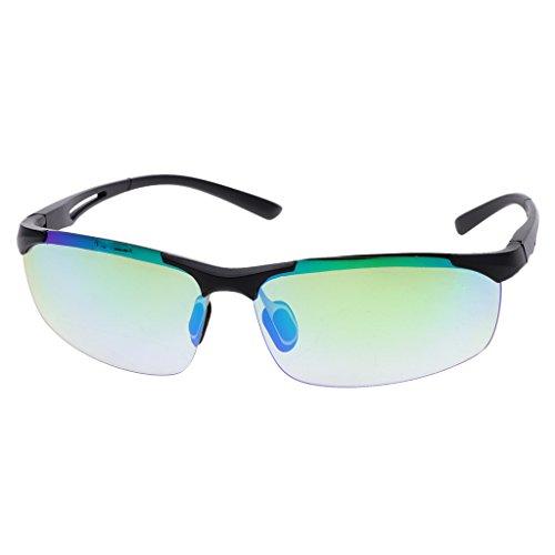 Preisvergleich Produktbild Manyo Fahrrad-Sonnenbrille,  polarisiert,  für den Außenbereich,  Schutzbrille,  Fischerei,  sportlich,  Fahrrad,  Sonnenbrille