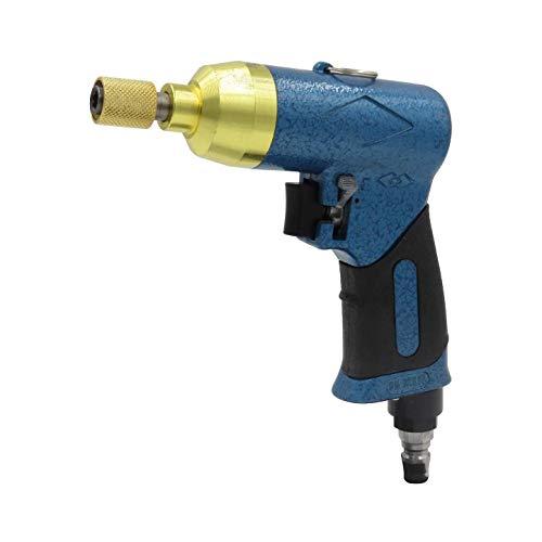 YWAWJ High Efficiency Leistungsstarke Druckluftpistole Typ Wind Batch Druckluftschrauber Geschwindigkeit Schraubendreher Profi Stabile Multifunktions-Industrie (Color : Yellow)