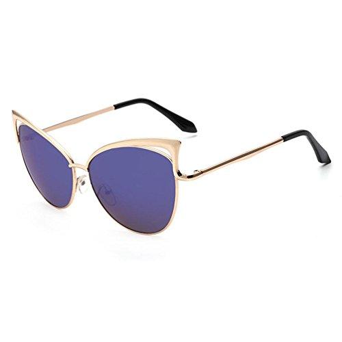 dd-occhiali-da-sole-della-signora-del-metallo-del-corpo-del-gatto-aa