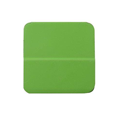 Exacompta 134905B Packung (mit 25 Doppel-Kartenreiter, 20 mm, geeignet für Karteikarten 190 bis 250 g) 1er Pack grün