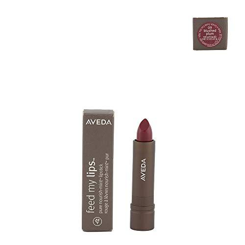 AVEDA Feed my Lips Nourishing Lip Colors Lippenstift, Blushed Plum, 4 ml